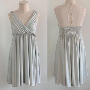 Alice + Olivia Ice Mint Green Formal Dress
